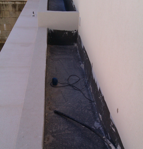 Waterproofing Planter Boxes : Turn pro waterproofing and turnkey malta